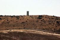 AFRİN - Olası Afrin Operasyonu Öncesi Suriye Sınırında Sessizlik
