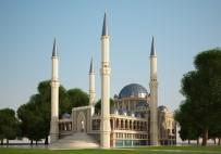 OKUMA SALONU - Osmanlı Mimarisi 11 Nisan Külliyesinde Yaşatılacak