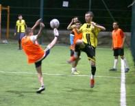 KARAHAYıT - Pamukkale'de Finalistler Belli Oldu