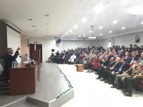 MUSTAFA ÇETIN - Prof. Dr. Hakkı Dursun Yıldız İçin Anma Programı Düzenlendi.