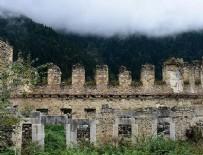 YEŞIL YOL - Santa Harabeleri'nde yarım asırlık sessizlik