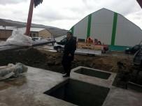 ACıSU - Sarıkamış'ta, İçme Suyu Çalışmaları Sürüyor