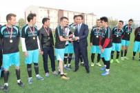 ŞEHİT BİNBAŞI - Şehit Binbaşı Kıvanç Cesur Futbol Turnuvası Sona Erdi