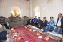 CIHANGIR - Şehit Düşen Güvenlik Korucusu İçin Mevlit Yemeği Verildi