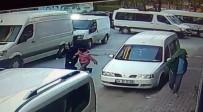PAŞABAHÇE - Servis Şoförüne Silahlı Saldırı Anı Kameralara Yansıdı