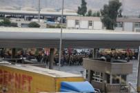 HABUR SıNıR KAPıSı - Sınır Kapısı Irak'a Devredildi, Askerler Tatbikat Alanına Döndü