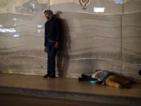TAKSIM - Taksim'de 'Bonzai' Dramı