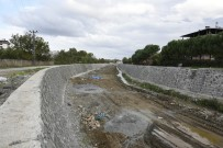 KORKULUK - Tekkeköy'de Dere Islahında Son Viraja Girildi
