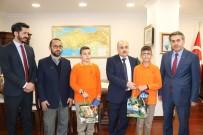 BİLİM ŞENLİĞİ - Türkiye Üçüncüsü Oldular