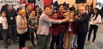 AFYONKARAHİSAR VALİSİ - Ulusal Robot Yarışmasına Salihli Kudret Demir Damgası