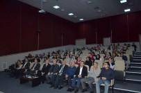 MUSTAFA TALHA GÖNÜLLÜ - Üniversitede Ebru Sanatı Seminer Uygulama Ve Sergi Etkinliği