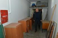 OKUL BİNASI - Valihafızpaşa İlkokul Binası Yıkıldı, Yerine Müze Binası Geliyor