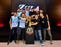 FENOMEN - ZULA'da Dünya Kupası Heyecanı Başladı