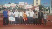 MUSTAFA KUTLU - Adıyaman'da Dünya Yürüyüş Günü Düzenlendi