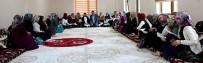 MİLLETVEKİLLİĞİ SEÇİMLERİ - AK Parti Bahçesaray Kadın Kolları Mülakatı Yapıldı