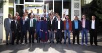 AK Parti Yerel Yönetimler Başkan Yardımcısı Şeker, Başkan Yazgı İle Görüştü