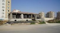ALTINŞEHİR - Altınşehir Mahallesi Taziye Evi İnşaatı Hızla Yükseliyor