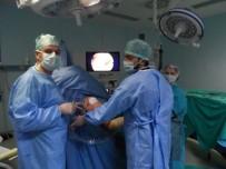 Amasya'da Kapalı Yöntem Omuz Ameliyatları Dönemi Başladı