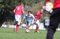 FATİH ŞENTÜRK - Ampute Milli Takımı, Gürcistan'ı 9-0 Mağlup Etti