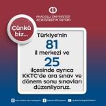 AÇIKÖĞRETİM - Anadolu Üniversitesi açıköğretim sisteminin farkı