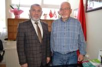 DEMİRYOLLARI - Ayvalık'ta Gaziler, Müftüye Dert Yandı
