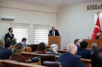 BAŞAKŞEHİR BELEDİYESİ - Başakşehir Belediye Başkanı Yasin Kartoğlu Oldu
