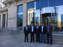 AK PARTİ GENEL MERKEZİ - Başkan Atilla'dan Şimşek'e Tebrik