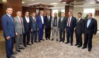 GAYRISAFI - Başkan Karaosmanoğlu'na Ziyaretler Sürüyor