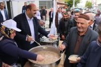 DADAŞKENT - Başkan Orhan'dan Aşure İkramı
