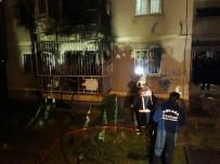 YıLDıRıM BEYAZıT - Başkent'te Korkutan Yangın