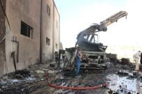 Batman OSB'de Yakıt Tankı Patladı Açıklaması 11 Yaralı