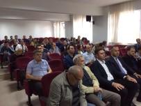 MUSTAFA DÜNDAR - Biga Meslek Yüksekokulunda 3 Boyutlu Yazıcı Semineri Verildi