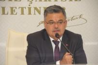 İNŞAAT RUHSATI - Bilecik Belediyesi Ekim Ayı Meclis Toplantısı Yapıldı
