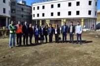 İDRİS ŞAHİN - Bilim Ve Teknoloji Genel Müdürü Ünal Teknopark'ı Gezdi