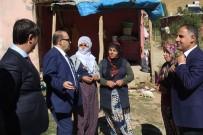 Bitlis Valisi Ustaoğlu, Yol Çalışmalarını İnceledi