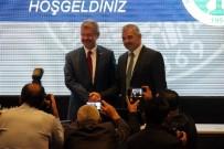PANCAR EKİCİLERİ KOOPERATİFİ - Büyükşehir Belediyesi İle Kayseri Şeker Fabrikası Arasında Arazi Tahsis Protokolü İmzalandı