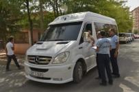 ULAŞıM KOORDINASYON MERKEZI - Büyükşehir Belediyesi, Öğrenci Servislerini Denetliyor