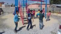 TAHTEREVALLI - Çaldıran'da 20 Çocuk Eğlence Parkı Hizmete Sunuldu