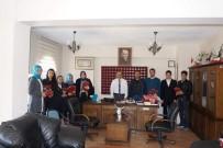 HÜSEYIN DEMIR - Camiler Ve Din Görevlileri Haftası Dolayısıyla Müftü Dizen'i Ziyaret Ettiler