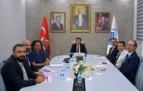 PROJE PAZARI - 'Çanakkale 1. Proje Pazarı'nın Toplantısı Gerçekleştirildi