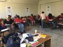 CİLT BAKIMI - Ceyhan'da Romanlar Bilinçleniyor