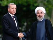 HASAN RUHANİ - Cumhurbaşkanı Erdoğan ve Ruhani'den ortak açıklama