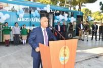 ÖZAY GÖNLÜM - Denizli'de Gezici Kütüphane Açıldı