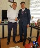 HALUK ULUSOY - Denizlispor'a 200 Bin TL'lik Maddi Destek