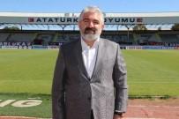 ÇAYKUR RİZESPOR - Elazığspor'un Borcu Yüzünden Stadyumun Elektriği Kesildi