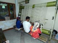 Engellilere Kilim Dokuma Kursu İle Meslek Sahibi Olma Şansı