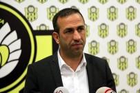 GEVREK - Evkur Yeni Malatyaspor Başkanı Gevrek, Eleştirilere Cevap Verdi
