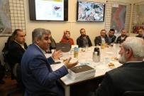 AHMET TURAN - Eyüp Esnafına ESTAM Anlatıldı