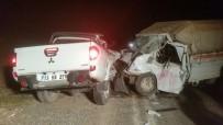 Feci Kaza Açıklaması 1 Ölü, 3 Yaralı