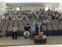 PEYGAMBER SEVGİSİ - Fen-Edebiyat Fakültesinde Klasik Türk Şiiri Konferansı